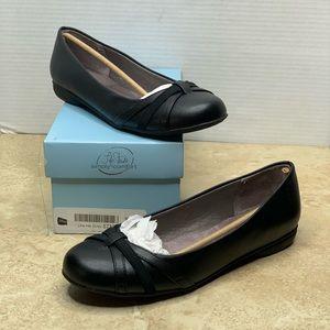 LifeStride Abigail Comfort Shoes Wide Width Flats